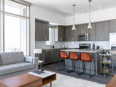 Photo for Cool 1BR w/ WiFi Near Minute Maid Park by Lyric