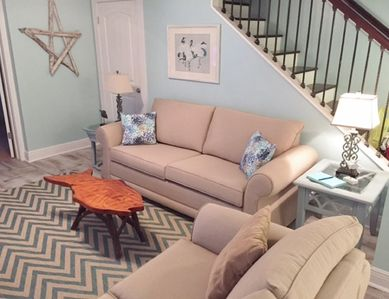 Living Room renovated in Jan. 2016