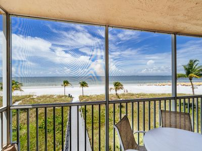 Photo for Fantastic Island Location with Beach View! Heated Pool & BBQ Grilling Area!