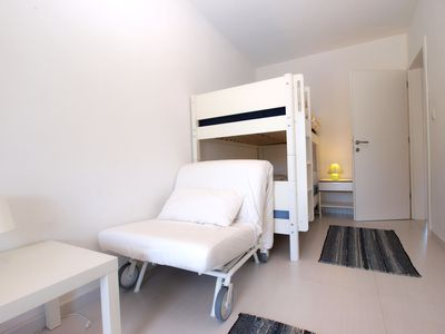 Photo for Apartment for 4 people with 2 extra beds and 2 bedrooms (ID 13264)