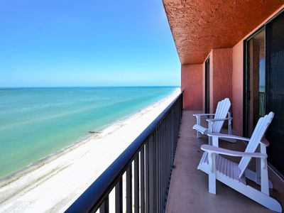 Photo for Madeira Towers 802 Renovated Madeira Towers Beachfront 2 Bedroom 2 Bathroom Condo
