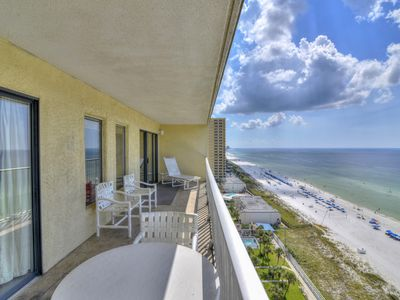 Photo for 3-Bedroom Beach-front Condo by ResortCollection-with Amazing Views of PCB