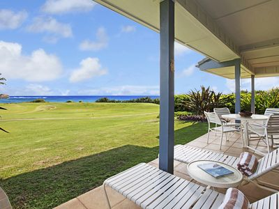 Photo for Poipu Sands at Poipu Kai #511 Great Ocean Views and Steps from Shipwreck Beach!