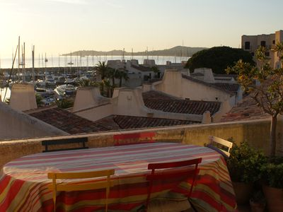Photo for Duplex exceptional views of the Gulf of Saint Tropez