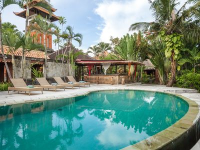 Photo for 1 Bedroom exotic retreat in Canggu