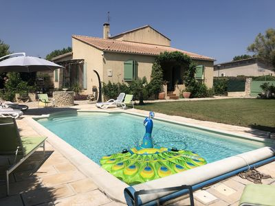 Photo for House of character with terraces and pool at the doors of Luberon