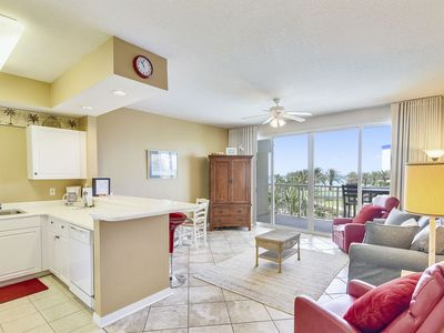 Photo for Paradise Gulfside | 3rd Floor @ Destin West | Views of Pool & Gulf | FREE Dolphin Cruise,Golf & More