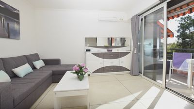 Photo for Bright Apartment of 2/3 Rooms Air-Conditioned, Full Center with WIFI