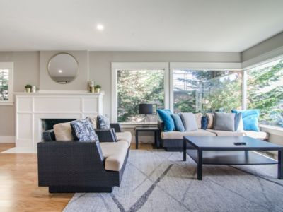 Photo for Luxury 5 bedroom home, Queen Anne, Seattle