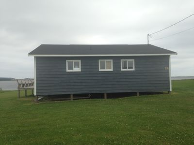 Amazing Oceanfront Jewel Getaway Pei Oceanfront Cottage Just Minutes From Cavendish New London Download Free Architecture Designs Viewormadebymaigaardcom