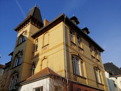 Photo for Hufelandstern - Beautiful apartment in an old building in the center of Bad Wildungen