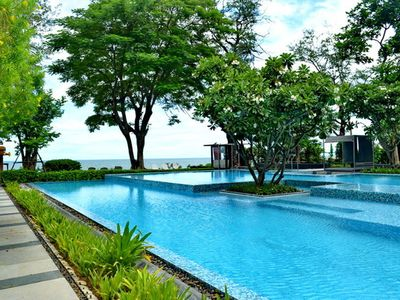 Photo for Baan Sandao - 2Br by the beachfront 015
