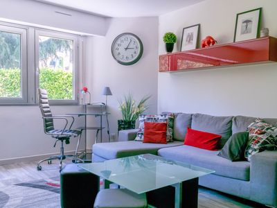 Photo for Bright apartment in the center of Nice