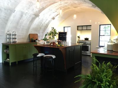 Welcome to our favorite new renovation - our unique Quonset Hut