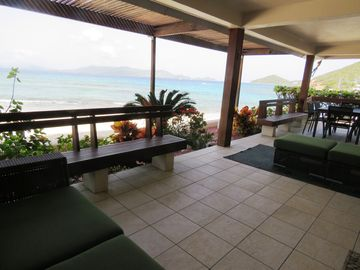 2 Br/2 Ba Beachfront Walk Out Condo.  Steps To The Water.  Remodeled!!