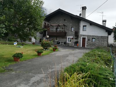 Photo for Holiday apartment in Gressan Valle d'Aosta