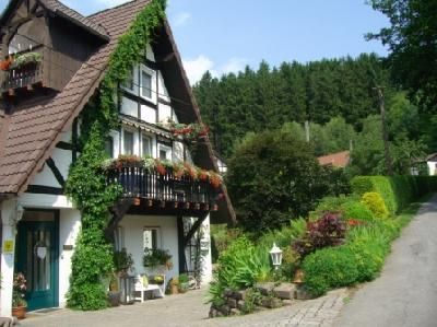 Photo for Holiday apartment Niedersalwey for 2 - 4 persons with 2 bedrooms - Holiday apartment
