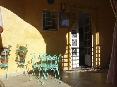 Photo for Semi-detached house, Cala Gonone  in Sardinien - 4 persons, 2 bedrooms