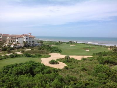Photo for Spectacular Ocean/Golf Course view in the seaside community of Cinnamon Beach