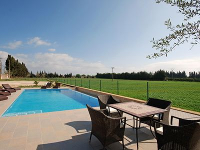 Photo for Modern country house with pool and air conditioning on the outskirts of Muro