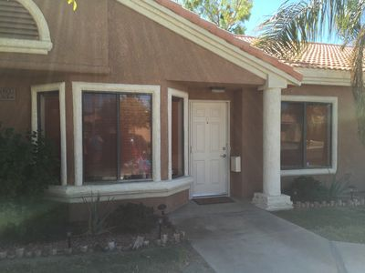 Photo for Royal Palms Desert Condo - 2 Bedrooms, 2 Bathrooms, Wheelchair Accessible