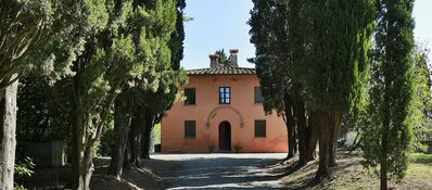 Photo for Villa in Montelopio with 6 bedrooms sleeps 12