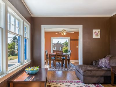 Photo for RENOVATED AIR-CONDITIONED HISTORIC BALLARD TRIPLEX WITH LARGE PARKING & BACKYAD