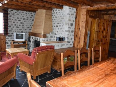 Photo for Chalet Pralognan-la-Vanoise, 4 bedrooms, 8 persons