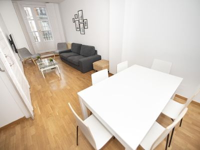Photo for Large apartment with 3 bedrooms in the Plaza Mayor
