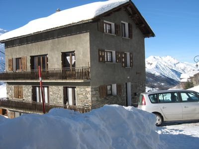 Photo for Apartment - 600 m from the slopes