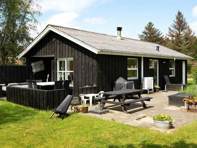 Photo for Fantastic Holiday Home in Ringkøbing with Terrace