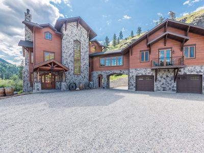 Photo for Luxury Private Estate - on 100 acres only 12min to Penticton