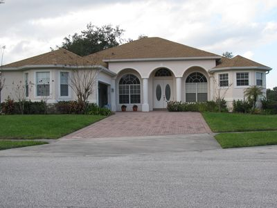 Photo for New 3000 Square Feet Golf Executive Home, 20 min to Downtown Orlando!