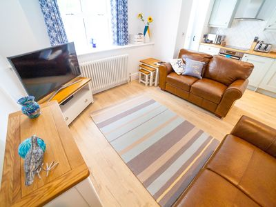 Photo for 2BR Cottage Vacation Rental in Tenby, Wales