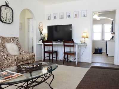 Photo for 1BR Apartment Vacation Rental in St Louis, Missouri
