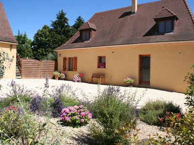 Photo for Dordogne Newly Built Four Bedroom House With Private Pool, Quiet Location.