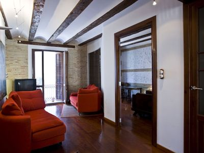 Photo for Jordana El Carme apartment in El Carmen with integrated air conditioning (hot / cold).