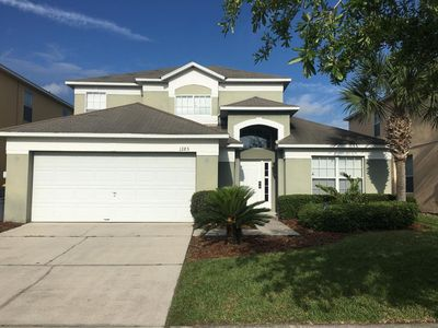 """Photo for Magnificent 5BR 4BA Villa in """"Seasons"""" Kissimmee"""