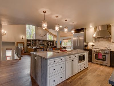 Photo for NEW LISTING - Luxury 5 BR with Hot Tub and Pool table in Dollar Point