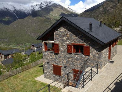 Photo for Semi-detached house in the charming village of Durro - Vall de Boi -