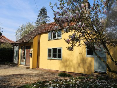 Photo for Tranquility personified! This countryside cottage has been lovingly restored