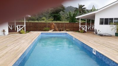 Photo for Charlie's Villas, Pouara, Private and peaceful.