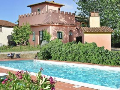 Photo for Country estate Santa Lucia, La Rotta  in Um Pisa und Lucca - 8 persons, 3 bedrooms