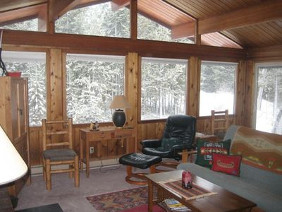 Photo for Mt Bachelor Cabin with NEW Hot Tub, Minutes to Sunriver, 20 Minutes to Bachelor