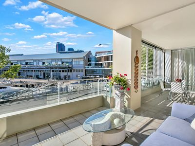 Photo for City Luxury Pyrmont, 3 bedrooms with water views