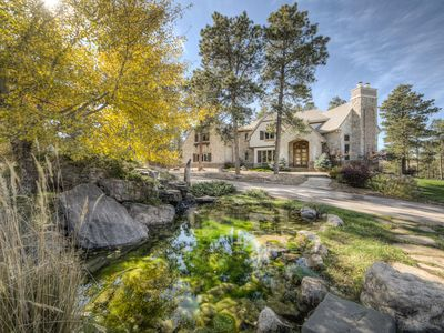 Photo for Stunning 6 Bedroom Spearfish Chateau On Private Canyon 5 Minutes From Downtown