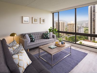 Photo for Splendid 1 Bedroom at Waikiki Sunset