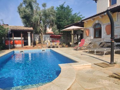 Photo for Holiday house Ližnjan for 1 - 8 persons with 5 bedrooms - Holiday home