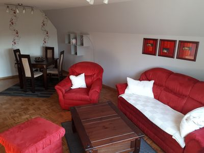 Photo for Apartment / app. for 3 guests with 75m² in Fehmarn OT Burg (118609)