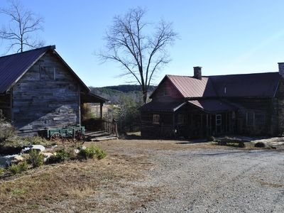 Photo for One of a kind historic farmhouse 10 minutes from Tryon Equestrian. Speaks French